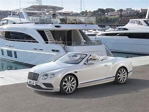 Bentley Continental 2018 Cabrio : bentley luxus cabrio als sonderedition auto ~ Jslefanu.com Haus und Dekorationen