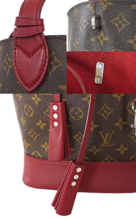 louis vuitton nn monogram idole gm rubis limited edition rubis red satchel satchels  sale