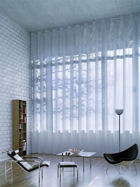 Etofea Voilage wave - Solution de rideaux pour architecte