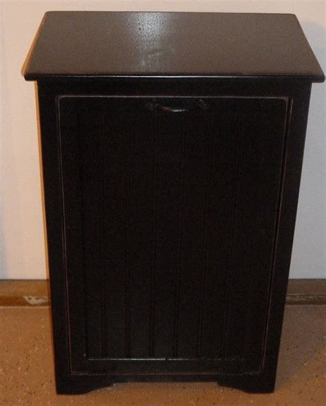 1000  ideas about Trash Can Cabinet on Pinterest   Diy