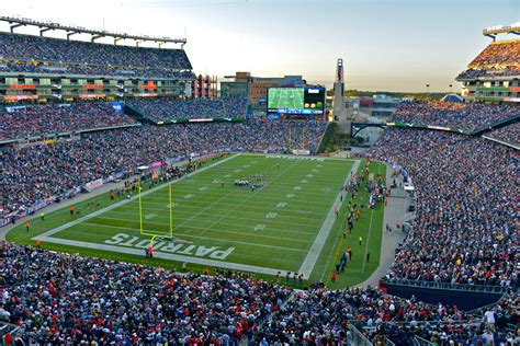 Patriots Gillette Stadium