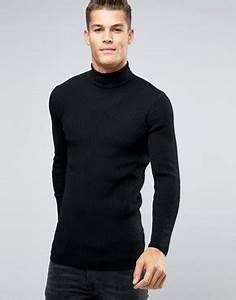 Pull Col Roulé Homme : pulls et cardigans homme achetez des pulls homme asos ~ Melissatoandfro.com Idées de Décoration