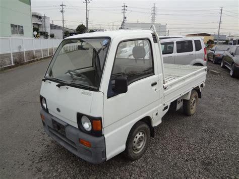subaru sambar truck subaru sambar truck 1990 used for sale