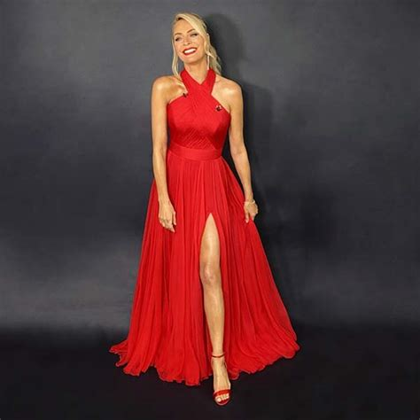 Tess Daly wears jaw-dropping dress on Strictly | HELLO!