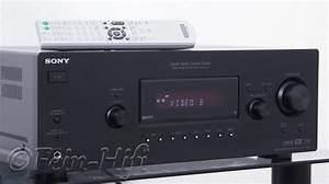 Sony STR-DG300 Stereo 2.1 Receiver mit Digitaleingänge