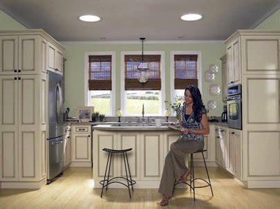 light tunnels kitchens tubular skylights bob vila 3762