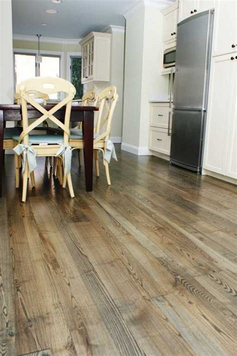 Wood Floors For Kitchens