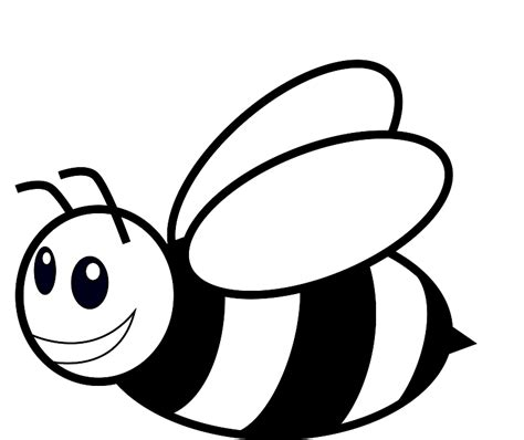 bee template spelling bee clipart black and white clipart panda free clipart images