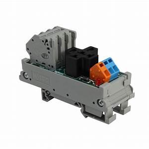 Wago Din Rail Mounted Automotive Relay Base Ko Hen Electronics