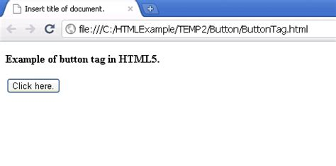 html5 button tag submit form