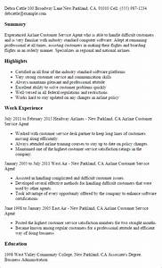 customer service resume templates to impress any employer With guest service agent resume