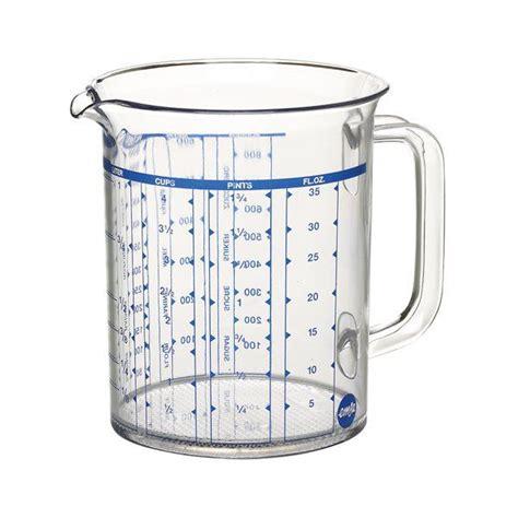 ustensile cuisine discount verre doseur 1l achat vente doseur mesureur verre