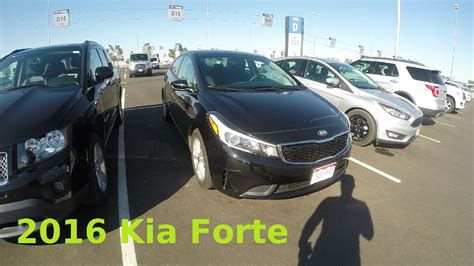2017 Kia Forte Lx Review by Car Reviews 2017 Kia Forte Lx