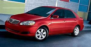Toyota Corolla Service Repair Manual 2001 2002 2003 2004