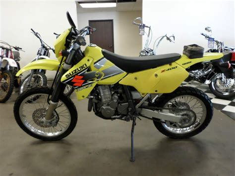 2002 Suzuki Drz400s Dual Sport For Sale On 2040-motos