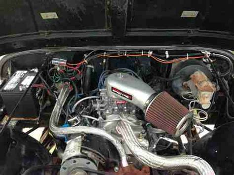 Cj7 Jeep 350 Chevy Wiring by Purchase Used 1990 Jeep Wrangler Yj Chevy 350 Conversion