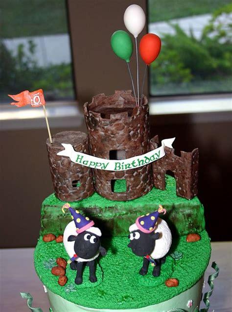 Happy Irish Birthday!   CakeCentral.com