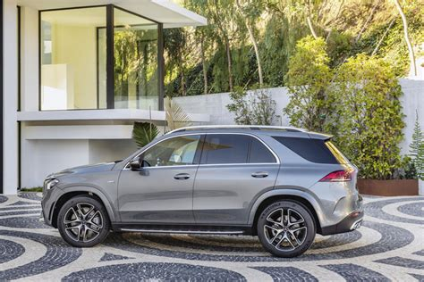 A third row of seats is optional. 2021 Mercedes-AMG GLE 53 SUV: Review, Trims, Specs, Price, New Interior Features, Exterior ...
