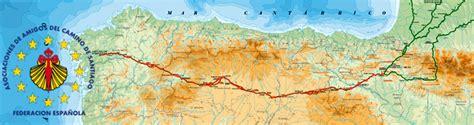 el camino frances el camino de santiago caminos a santiago camino franc 233 s