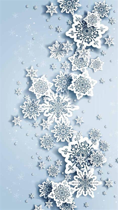 snowflake iphone wallpaper wallpaper iphone snowflake phone wallpapers Snowf