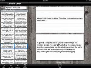 Gflash  Flashcards  U0026 Tests Screenshot