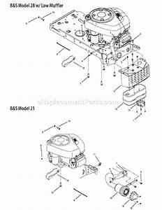 Yard Man 13ao772g055 Parts List And Diagram