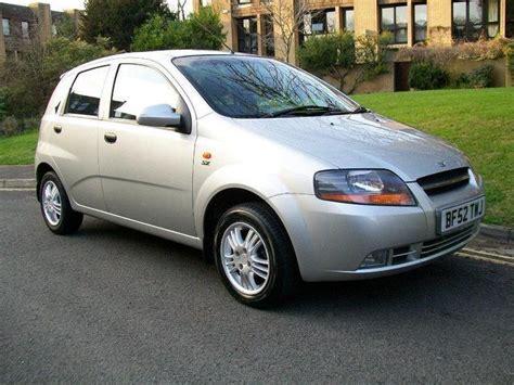 Used Daewoo Kalos 2003 Petrol 1.4 Sx 5dr Hatchback Silver