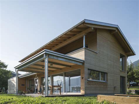 Einfamilienhaus Modern by Einfamilienhaus R 246 Ns Modern Holzbau Moderne Architektur