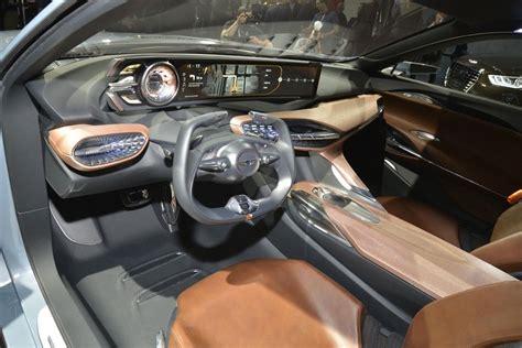 2019 Hyundai Genesis G80 Interior