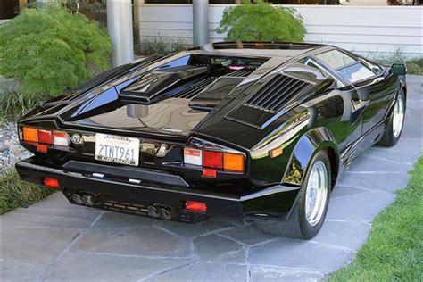 Lamborghini Countach Sales Price