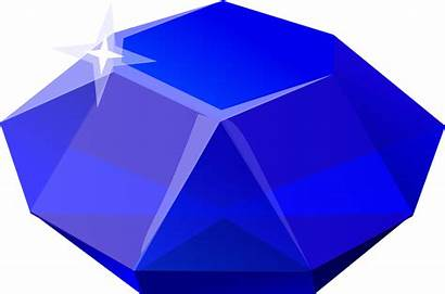 Crystal Transparent Clipart Sapphire Crystals Facts Shape
