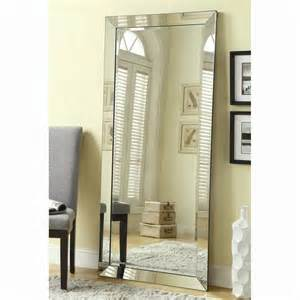floor mirror canada coaster fine furniture 901813 floor mirror lowe s canada