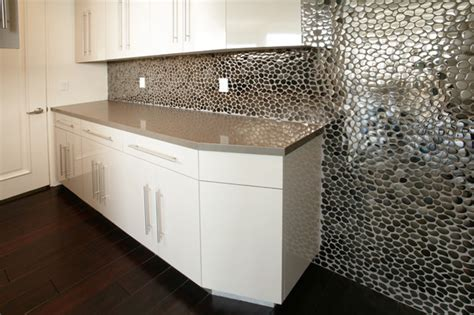 how to do tiling in kitchen metal freeform backsplash in 9011 contemporary 8640