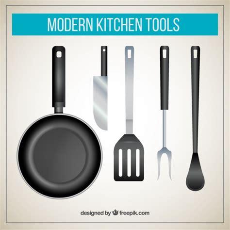 outils de cuisine outils de cuisine moderne télécharger des vecteurs