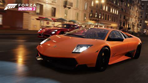 forza horizon  review  splendid racing game full