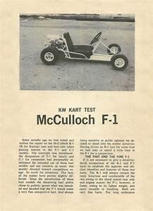 Mcculloch Go Kart Engine Parts
