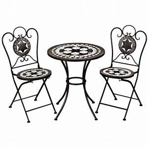 Bistrotisch Und Stühle : mosaikgarnitur oriental bistrotisch mosaiktisch st hle ~ Michelbontemps.com Haus und Dekorationen