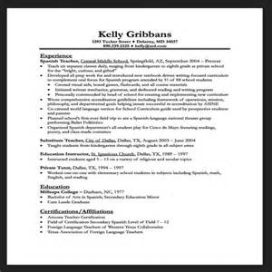 preschool resume sle page 2 28 images pre k resume