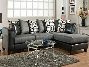 Charcoal gray sectional sofa with chaise lounge smileydotus for Charcoal grey sectional sofa with chaise lounge