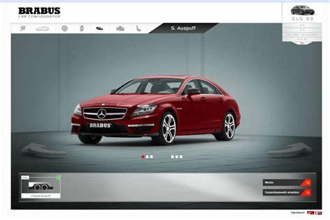 Brabus Lanceert Online Car Configurator