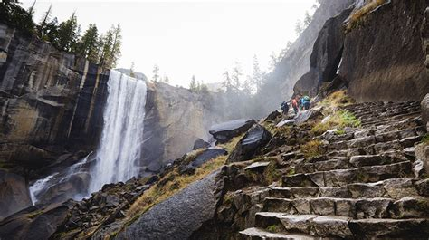 Vernal Fall Discover Yosemite National Park