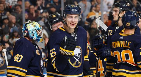 All rights go to the nhl. Ristolainen scorches Burns, whips out another sick celly
