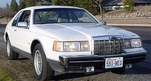 1989 Lincoln Mark Vii - Information And Photos