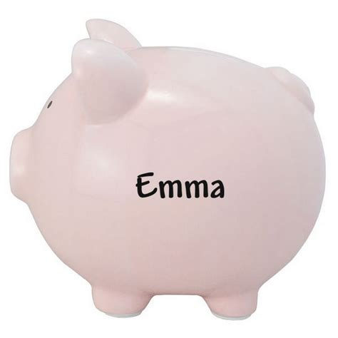personalized piggy pink piggy bank pixshark com images galleries with