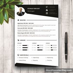 To Write A Resume Mockup Template Resume Creative Resume Templates