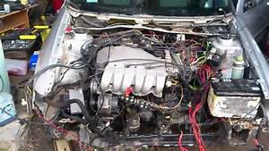 First Run Engine Vr6 After Repairs In Seat Toledo 1l 1