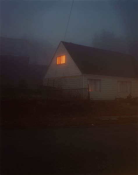 todd hido house hunting  american suburb
