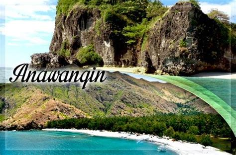 anawangin cove  zambales beach resort