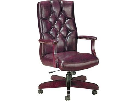 executive tufted swivel office chair qsi 4831 executive
