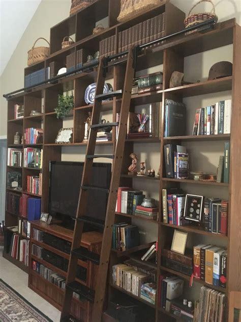 rockler customer masons library ladder   library